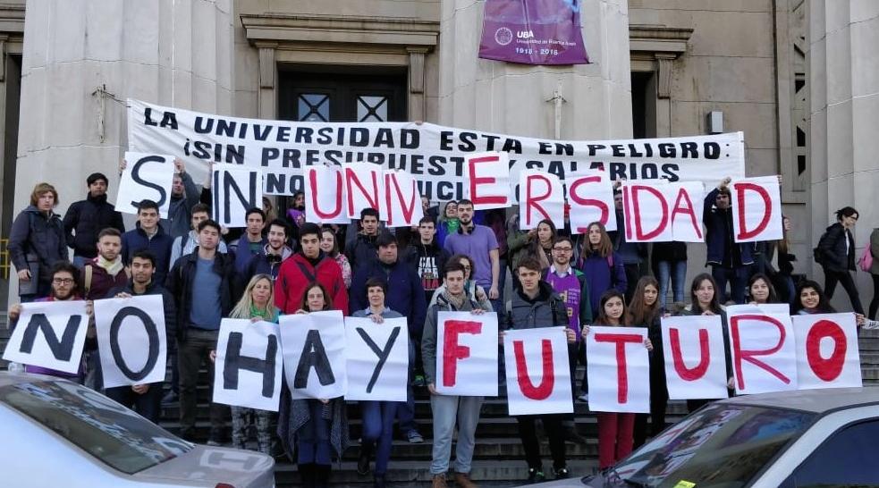 Educación dispuso un incremento del 5% a cuenta de las paritarias de los docentes universitarios