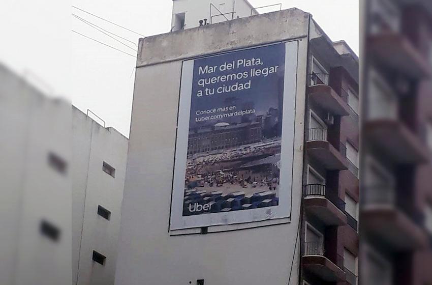 A pesar de la resistencia de los tacheros, Uber comenzó a funcionar en Mar del Plata