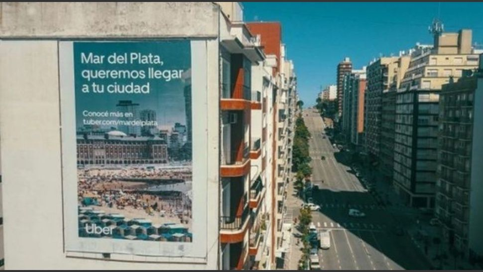 El arribo de UBER a Mar del Plata desató la furia de taxistas y remiseros y una interna en Cambiemos