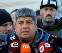 """Para prevenir un """"efecto contagio"""", Moyano reunirá 10 mil camioneros frente a Coca Cola"""