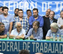 La Corriente Federal le pide a la CGT un plan de lucha urgente ante la gravedad de la crisis económica y social