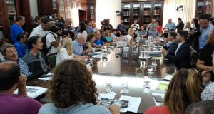 Previsible: Vidal no quiere compensar lo perdido en 2018 y los docentes ya preparan una huelga