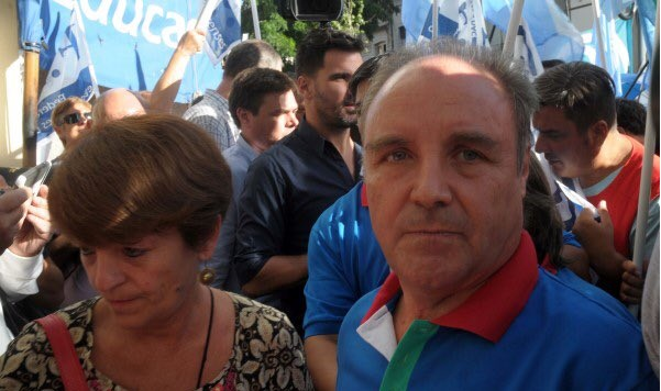 Díaz insistió en televisar las paritarias docentes: «es un acto público, no privado»