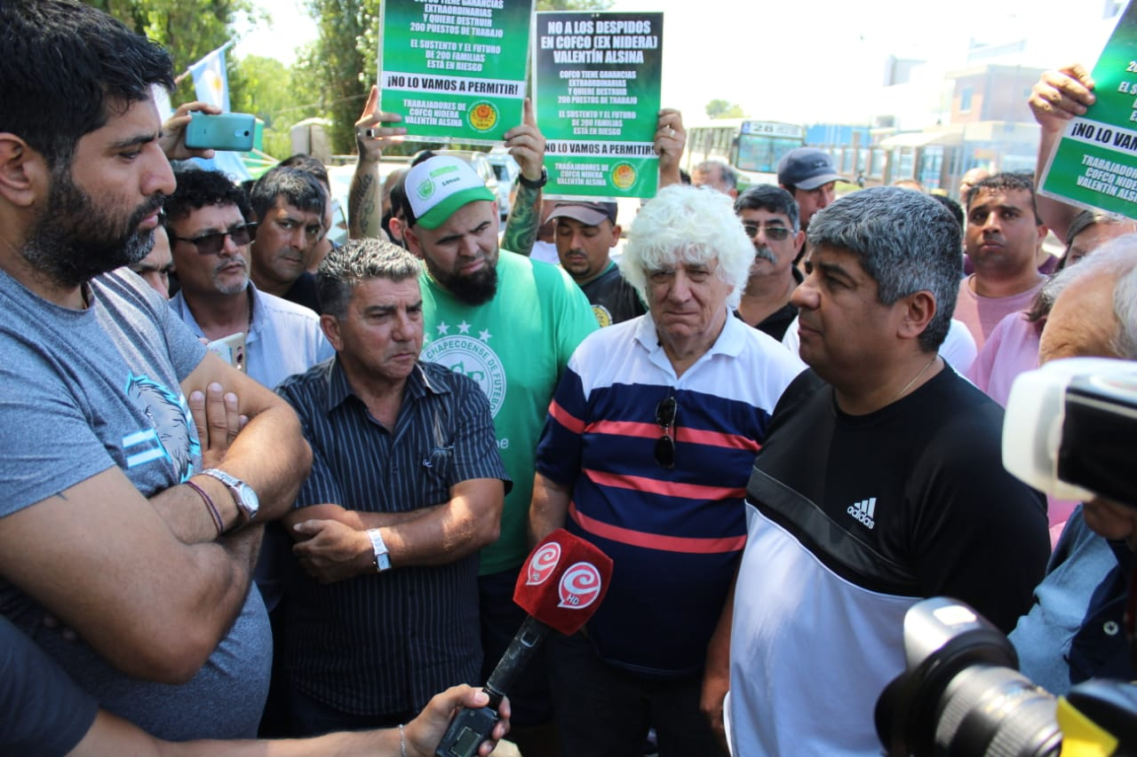 Trabajo extendió la conciliación en Cofco y aceiteros sumó el respaldo de Pablo Moyano