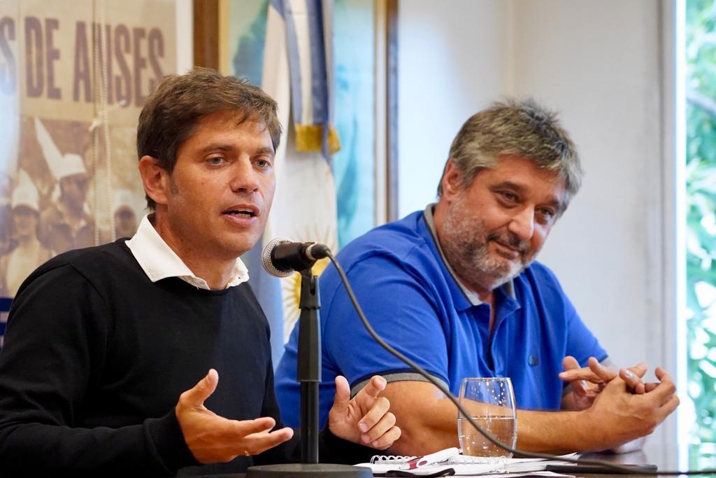 """«Si las organizaciones sindicales no estuvieran activas, hubieran sacado una reforma laboral como en Brasil"""""""
