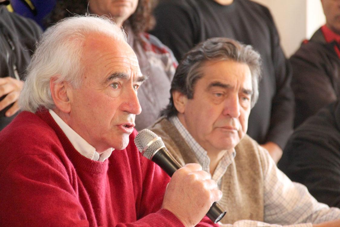 La Justicia dio un espaldarazo a Peidro y Godoy en su pelea con Micheli por la chapa de la CTA Autónoma