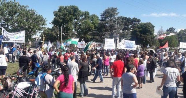 """Tras las cesantías masivas, el intendente de Chivilcoy dice que los despedidos de Paquetá """"disfrutan la indemnización"""""""