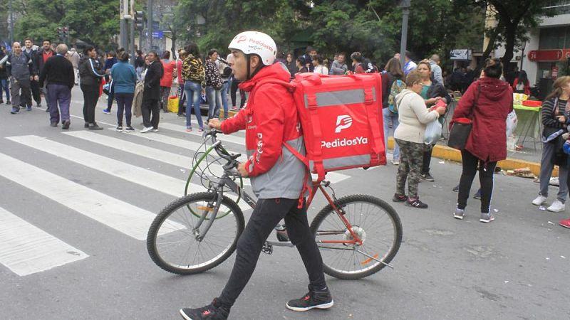Córdoba: echan a 14 empleados de Pedidos Ya