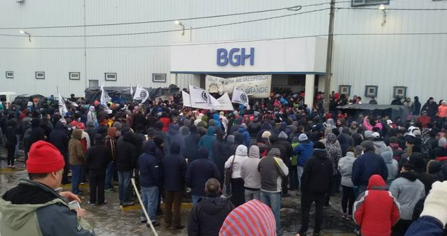 Tierra del Fuego: alertan por 1500 despidos inminentes en BGH