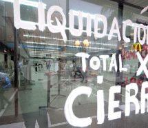 Sólo en el transcurso de enero cerraron 180 locales en el centro de Córdoba