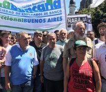 Organizaciones sociales preparan su primera demostración de fuerza de 2019 con amplio aval gremial