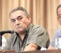 Schmid y los gremios del transporte confirmaron su apoyo a la movilización de las organizaciones sociales
