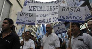 Rosario: en el último cuatrimestre cerraron 46 Pymes metalmecánicas y temen 5 mil despidos más