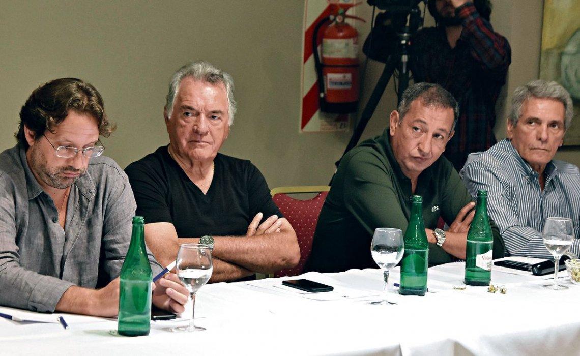 Tras una nueva cumbre con Lavagna, grandes gremios de la CGT empiezan a delinear su pata sindical