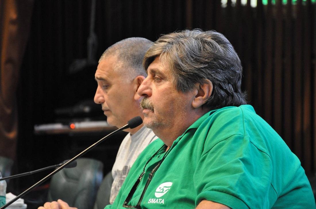 «Mientras hablaba el Presidente estábamos en asamblea diciéndole a los trabajadores que Metalpar cerraba»