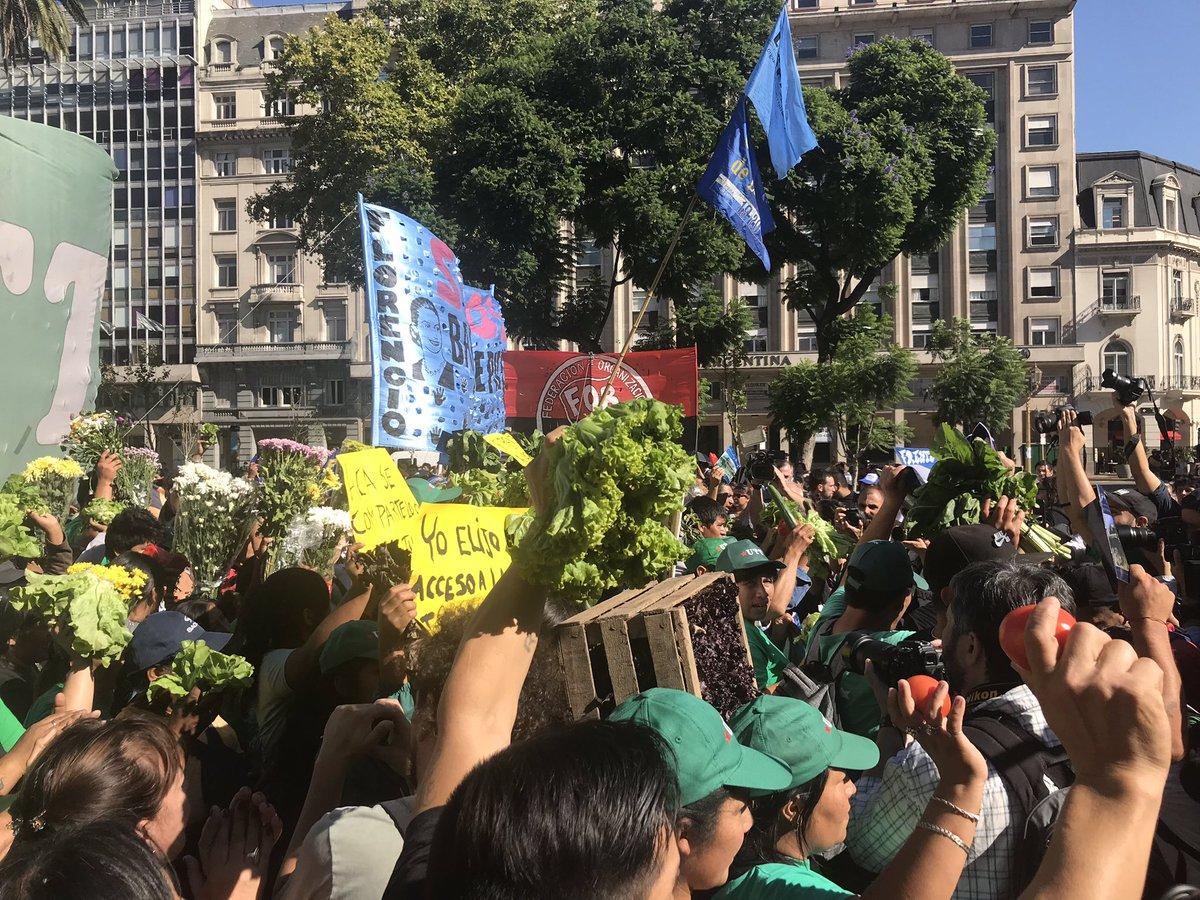 Feriazo frente al INDEC para denunciar la destrucción salarial