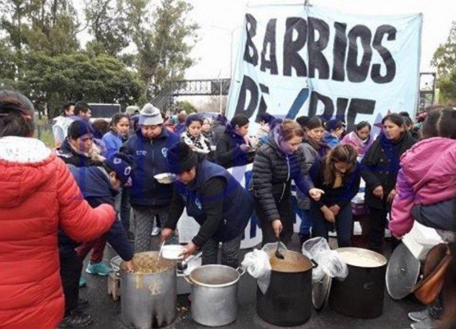 """""""Le pedimos al Gobierno que no deje como herencia el hambre"""""""