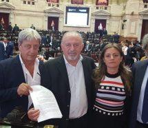 Ante la crisis laboral, diputados de extracción sindical volvieron a presentar el proyecto de ley antidespidos