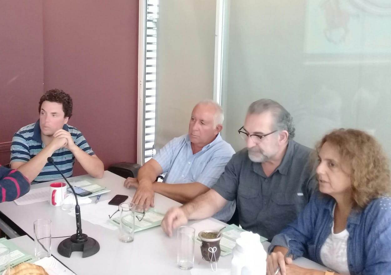 CONADU evalúa la paritaria en asambleas con sus bases
