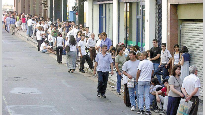La desocupación superó el 9% y son 1,75 millones los argentinos que no encuentran trabajo