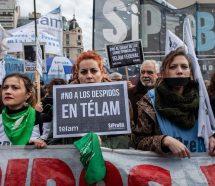 Inminente regreso del conflicto por despidos masivos en Telam