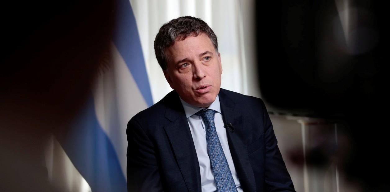 Para Dujovne, «la economía argentina está generando empleo»