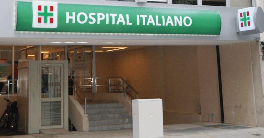 Denuncian precarización de médicos en el Hospital Italiano