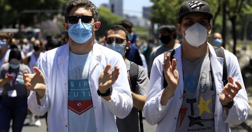 """Medicos porteños: """"Los trabajadores estamos disconformes, doloridos y desvalorizados"""""""