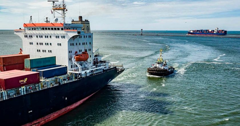 Marítimos de paro por falta de acuerdo con la Cámara de Remolque