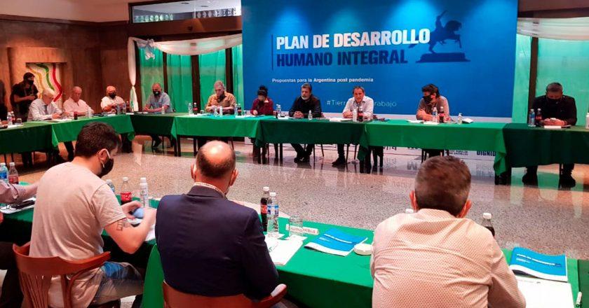 Gremios y movimientos sociales insisten en el Plan de Desarrollo Humano Integral que generaría 4 millones de empleos