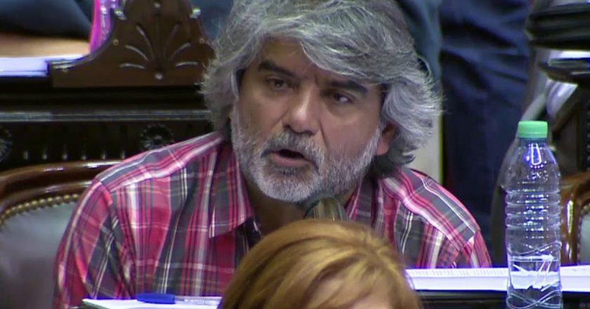 El 'dipusindical' Walter Correa presentó proyecto para empresas recuperadas