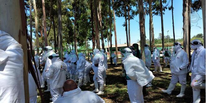 Piden intervención política por los despidos de gremialistas en Granja Tres Arroyos