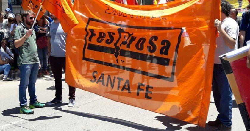 Médicos del sistema público de Santa Fe iniciaron un paro por salarios