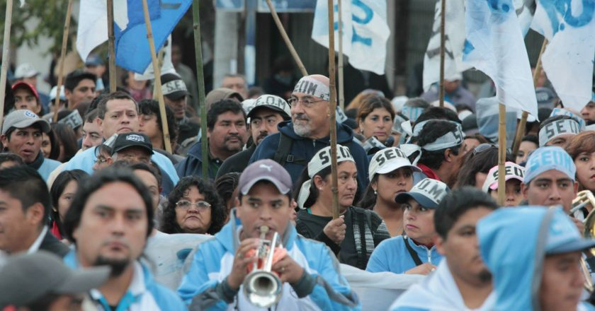 Municipales jujeños exigen a  Morales la entrega del decreto de pase a planta y la reincorporación de 40 despedidos