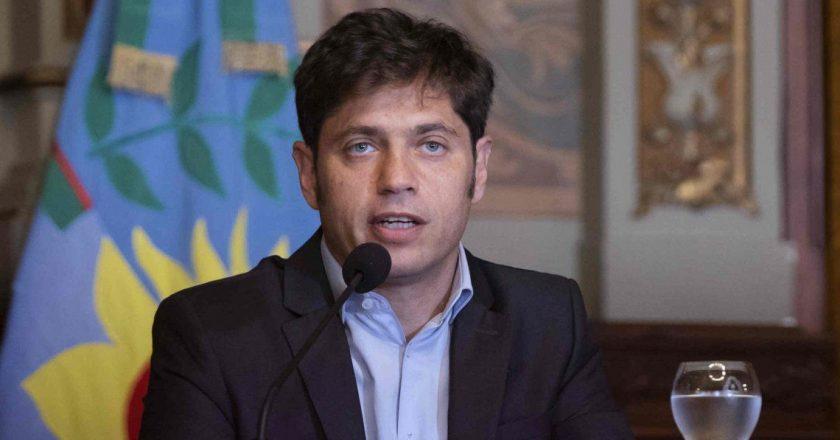 El gobierno bonaerense se reúne con los gremios para definir aumento paritario