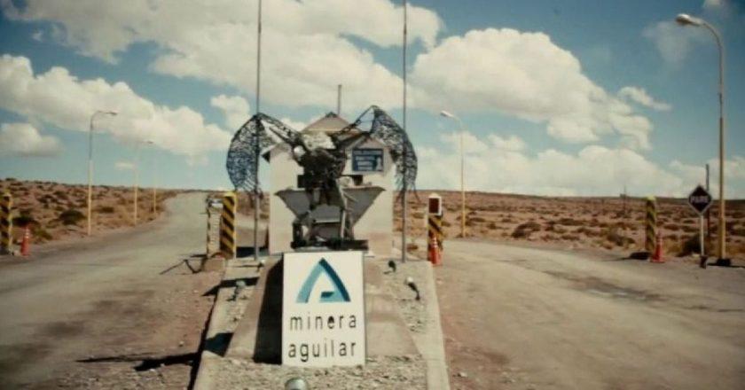 Acuerdan doble indemnización para trabajadores de la minera El Aguilar
