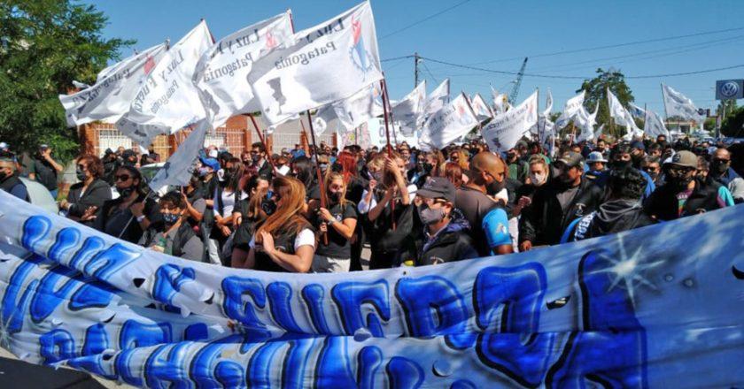 Cooperativa de servicios de Puerto Madryn acéfala entra en conflicto por falta de pago de salarios