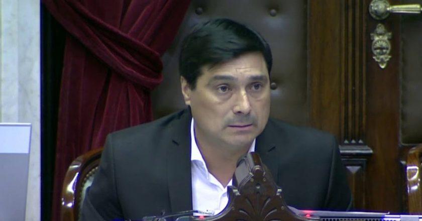 El Interior se levanta y pide la expulsión del «greminazi» Ansaloni
