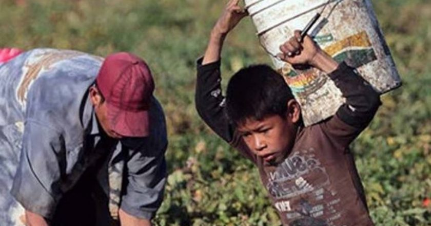 Según datos de la OIT, el trabajo infantil todavía afecta a 152 millones de niños en el mundo
