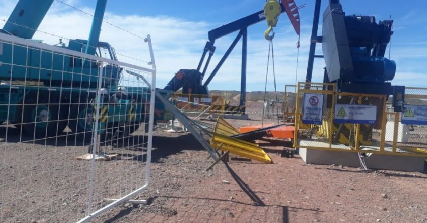 Murió un trabajador petrolero en Vaca Muerta
