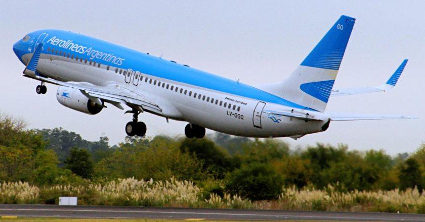 #Paritarias2021 Aeronavegantes acordaron con Aerolíneas Argentinas un 25% de aumento