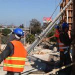 El empleo en la construcción cayó 1,5% en diciembre