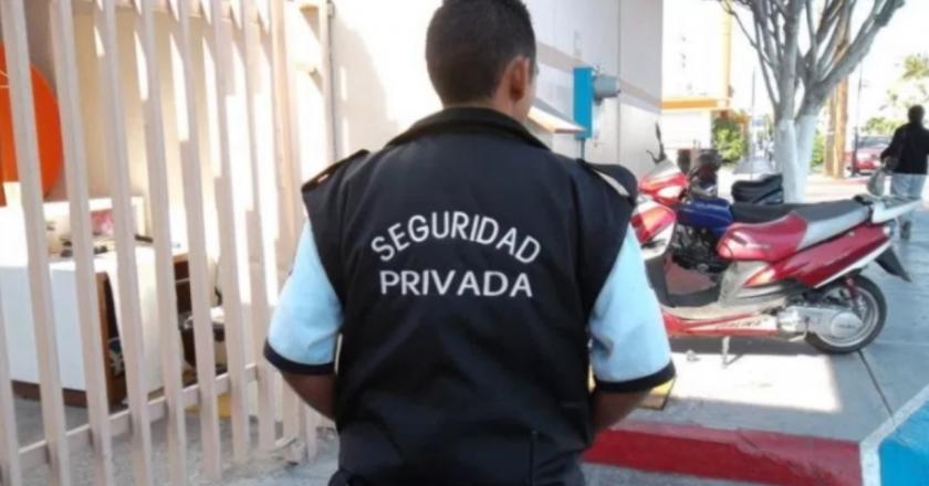 Con la prohibición de despidos vigente, peligra el empleo de más de 200 vigiladores de AYSA