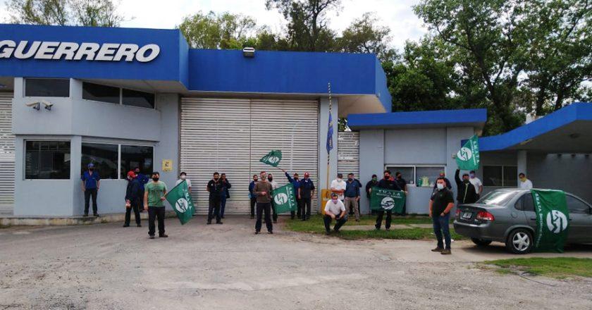 23 despidos en Guerrero Motos: dos incendios y una audiencia sin parte empresaria