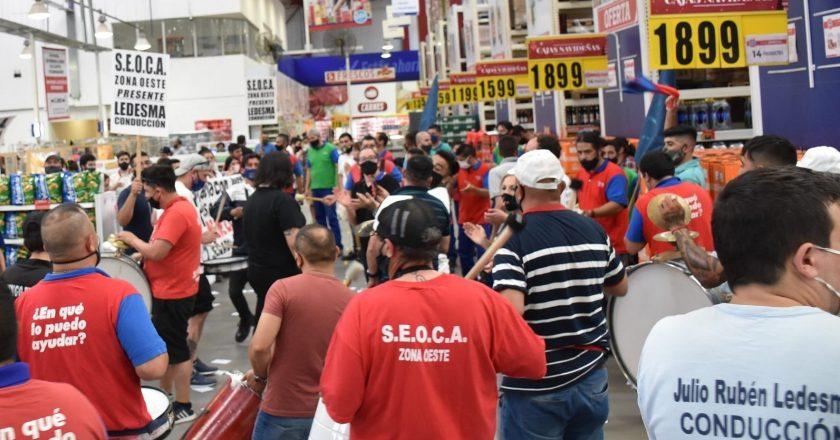 Al menos 20 despidos en Garbarino por participar de medidas de fuerza