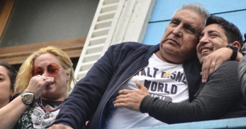 Operativo clamor por el «Pata» Medina en La Plata
