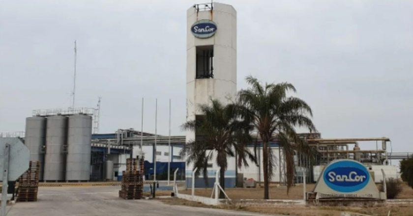 Por conflicto salarial está paralizada una planta de Sancor, peligran 120 puestos de trabajo