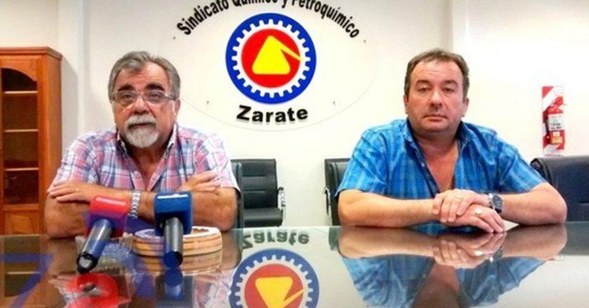 Químicos se desprendieron de la CGT Zárate-Campana y señalan a Furlán por falta de reacción frente a la crisis laboral