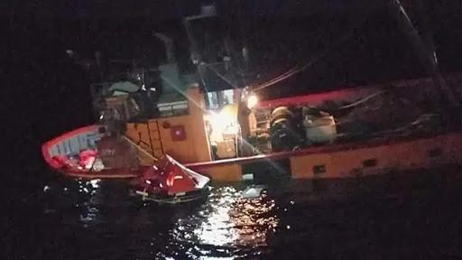 El SOMU pide más seguridad luego de que ocho marineros sobrevivieran a un naufragio