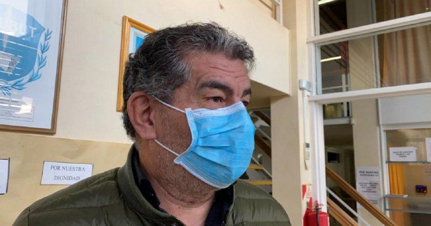 Taboada negó haber robado las 30 dosis de Sputnik V que Camioneros aplicó en Chubut: «No robamos las vacunas. Pagamos el servicio de inmunización»